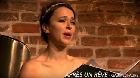 Ambroisine Bré - Après un rêve, Fauré