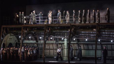 Billy Budd de Britten à Oslo (vidéo intégrale)