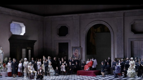 Tosca de Puccini par Christof Loy (Helsinki, intégrale)