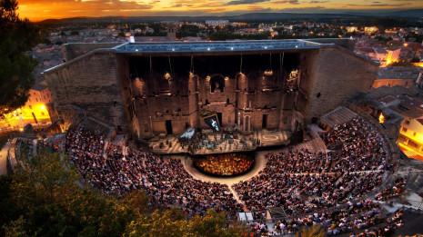 La Traviata en direct des Chorégies d'Orange sur Ôlyrix !