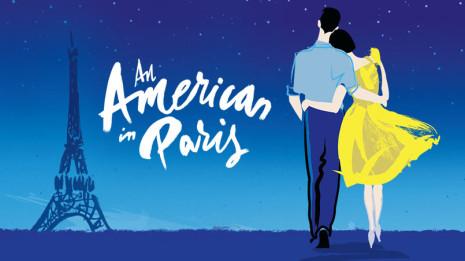 Un Américain à Paris, au Théâtre du Châtelet