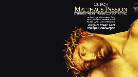 Passion selon saint Matthieu de Bach (intégrale, référence)