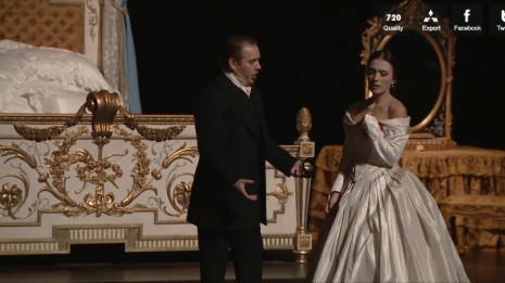 La Traviata mise en scène par Jacquot
