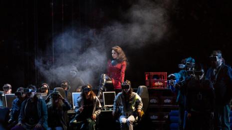 Carmen par Florentine Klepper à l'Opéra de Dijon
