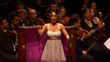 Sara Blanch : Olympia (Les Contes d'Hoffman - Jacques Offenbach)