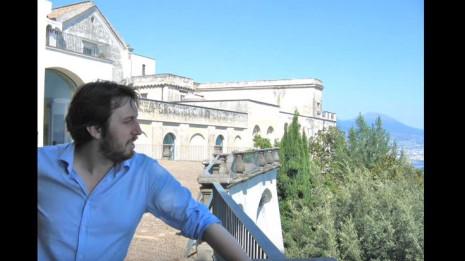Florian Cafiero - Moïse au Sinaï,