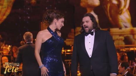 Fabienne Conrad et Jean-François Borras -