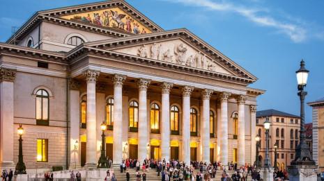 Opéra d'Etat de Bavière à Munich (vidéos intégrales gratuites)
