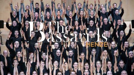 Les Bassarides d'après Euripide en direct OperaVision depuis l'Opéra Comique de Berlin
