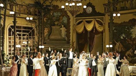 La Chauve-Souris de Johann Strauss à l'Opéra d'État de Vienne (vidéo intégrale)