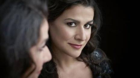 L'air de l'enfant Chérubin dans les Noces de Figaro avec Cecilia Bartoli