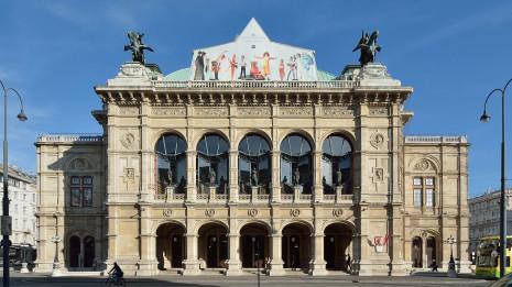 Opéra d'Etat à Vienne (vidéos intégrales gratuites)