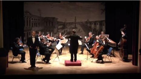 Carlos Natale chante Orphée et Eurydice