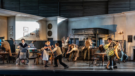 OperaVision : La Fiancée vendue et Les Noces de Figaro depuis Garsington
