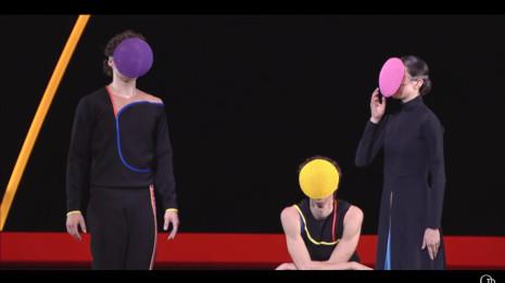 Opéra avec masques : Ballet Entre Chien et Loup