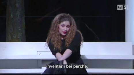 Serena Malfi chante Despina (Cosi fan Tutte)