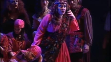 Veronica Simeoni chante Azucena (Trouvère)