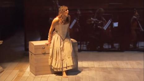 Lavinia Bini chante la Servante Maîtresse