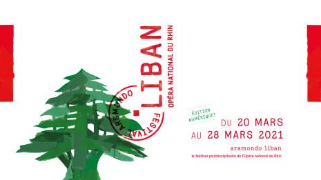 Festival Arsmondo Liban à l'Opéra national du Rhin (en ligne du 20 au 28 mars)