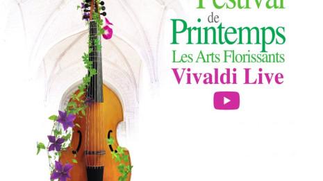 Festival de Printemps 2021 - Vivaldi Live par Les Arts Florissants