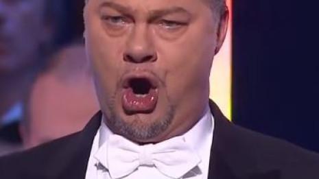 René Pape chante Faust de Gounod