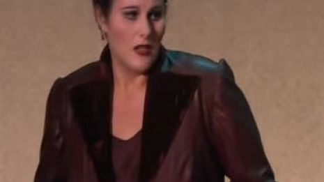 Kleopatra Papatheologou chante La Pie voleuse de Rossini