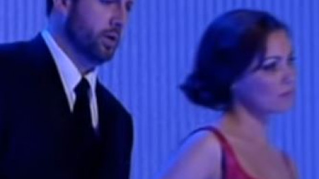 Anna Netrebko, Rolando Villazon et Thomas Hampson chantent La Traviata