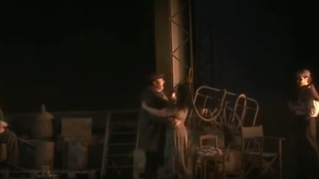 Il Tabarro à l'opéra de Lyon