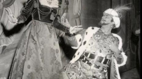 Maria Callas chante Le Turc en Italie