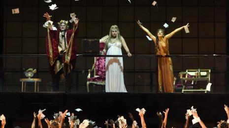 Samson et Dalila à Bastille en intégrale