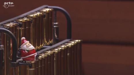Concert de Noël avec le Chœur et l'Orchestre Philharmonique de Radio France
