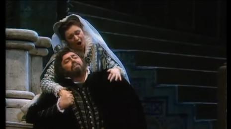 Don Carlo de Verdi à la Scala de Milan (1992)