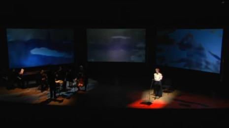 Pierrot lunaire d'Arnold Schönberg (intégrale)
