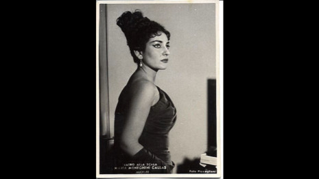 Maria Callas interprète