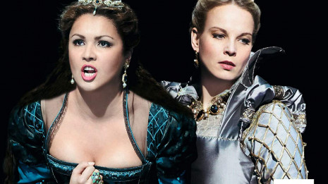 Anna Bolena de Gaetano Donizetti (Netrebko, Garanca, D'Arcangelo)