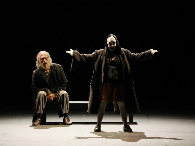 Vincent Le Texier et Chloé Briot - Pinocchio par Joël Pommerat