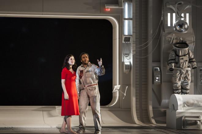 Nicole Car et Benjamin Bernheim - La Bohème par Claus Guth