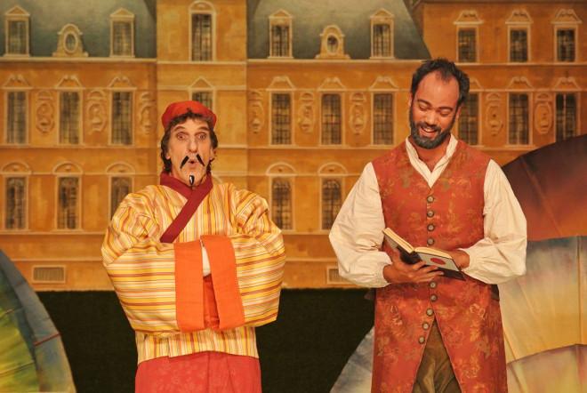 Gilles Benizio et Virgile Ancely - Don Quichotte, par Corinne Benizio et Gilles Benizio