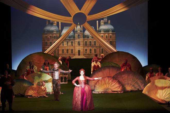 Chantal Santon-Jeffery et Emiliano Gonzalez Toro - Don Quichotte, par Corinne Benizio et Gilles Benizio