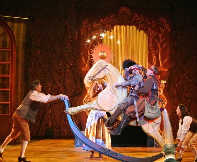 Don Quichotte, par Corinne Benizio et Gilles Benizio