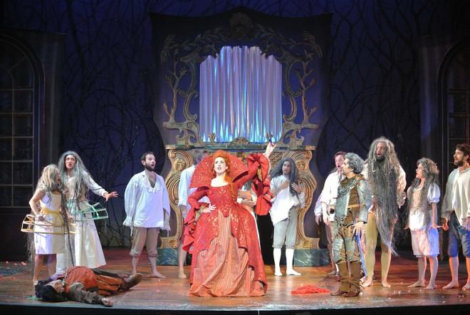 Chantal Santon-Jeffery et Jean-Gabriel Saint Martin - Don Quichotte, par Corinne Benizio et Gilles Benizio
