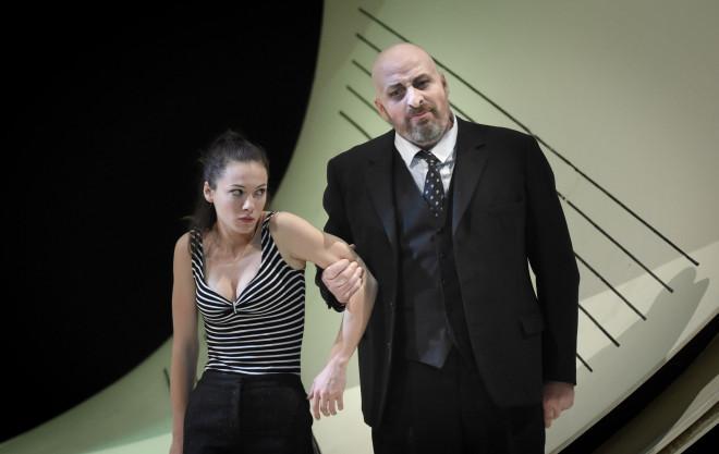 Catherine Trottmann et Peter Kálmán - Le Barbier de Séville par Laurent Pelly