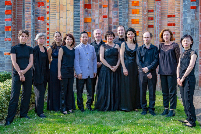 Marie Lenormand, Takénori Némoto et l'Ensemble Musica Nigella