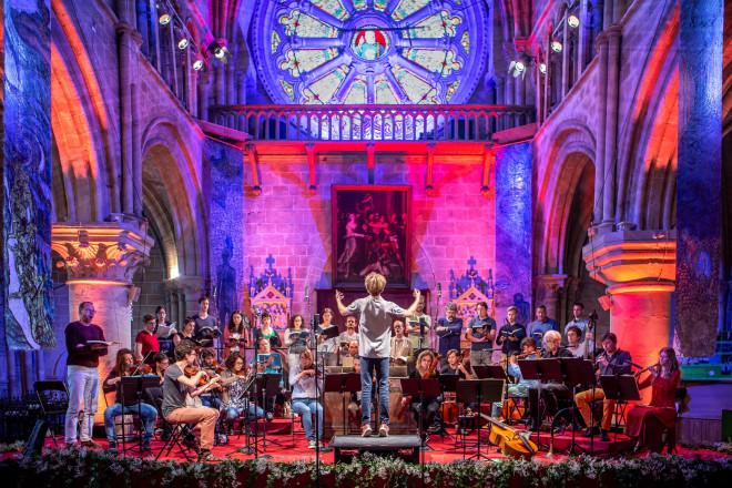 La Chapelle Harmonique à Auvers-sur-Oise