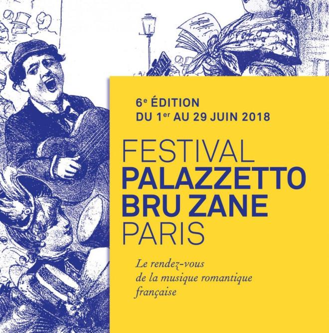 Festival Palazzetto Bru Zane à Paris 2018