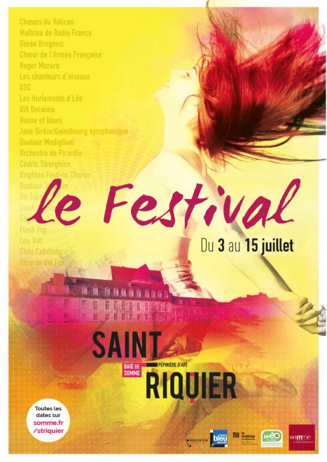 Festival de l'Abbaye de Saint-Riquier 2018