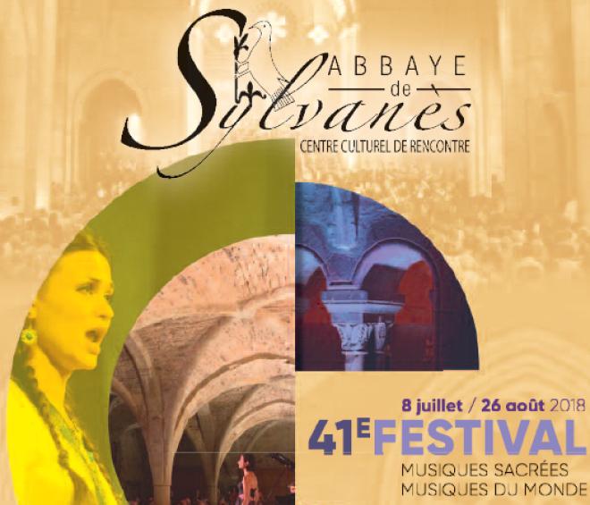 Festival de Sylvanès 2018