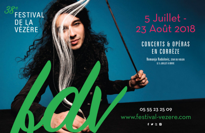 Festival de la Vézère 2018