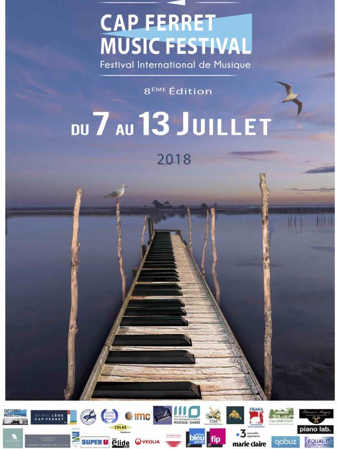 Festival du Cap Ferret 2018
