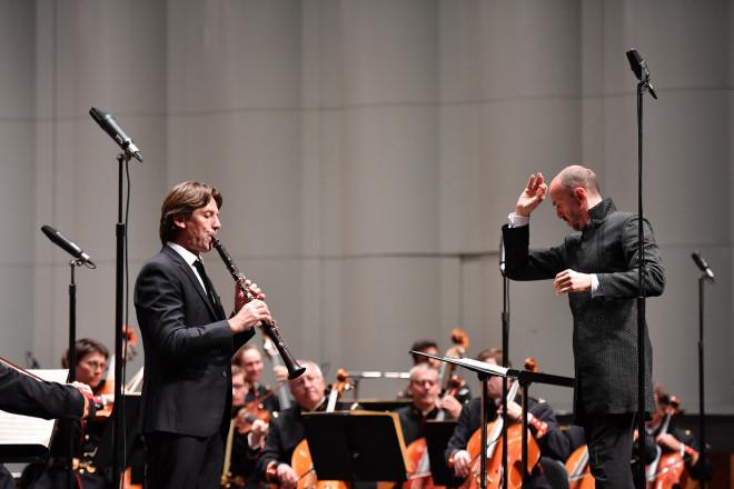 Paul Meyer et Hervé Niquet